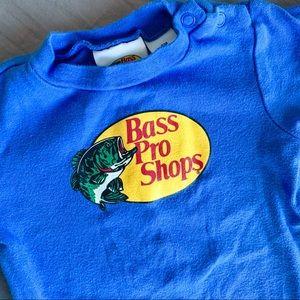 Bass Pro Shops • Short Sleeved Romper